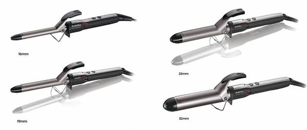 Разные размеры плоек BaByliss Pro Titanium Tourmaline