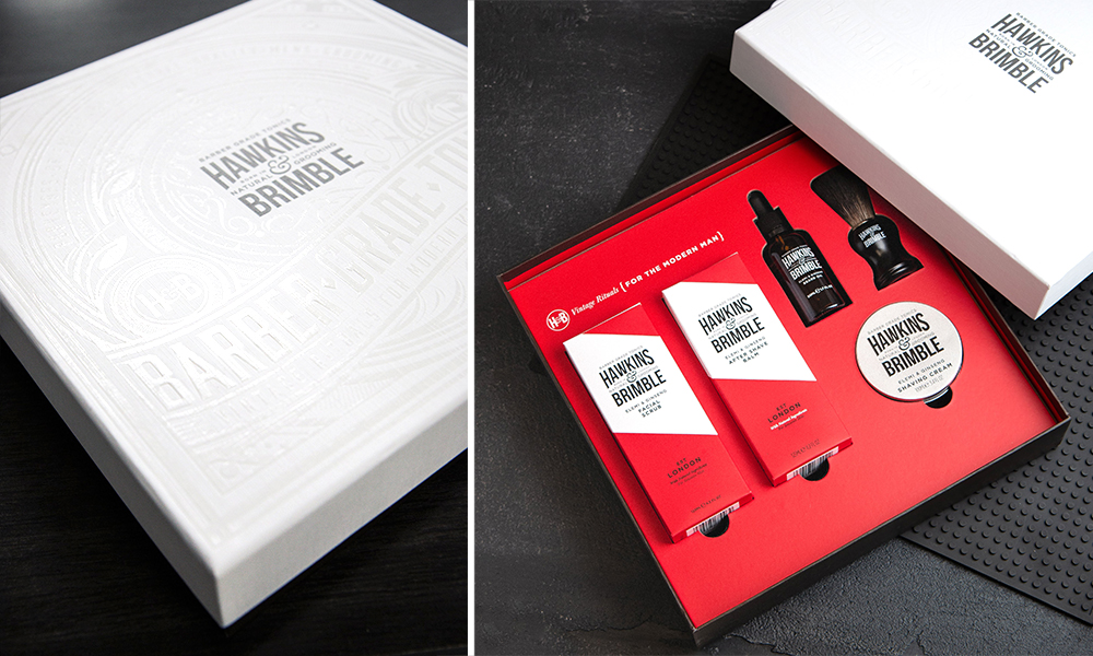 Набор Hawkins & Brimble Grooming Gift Set Limited Edition