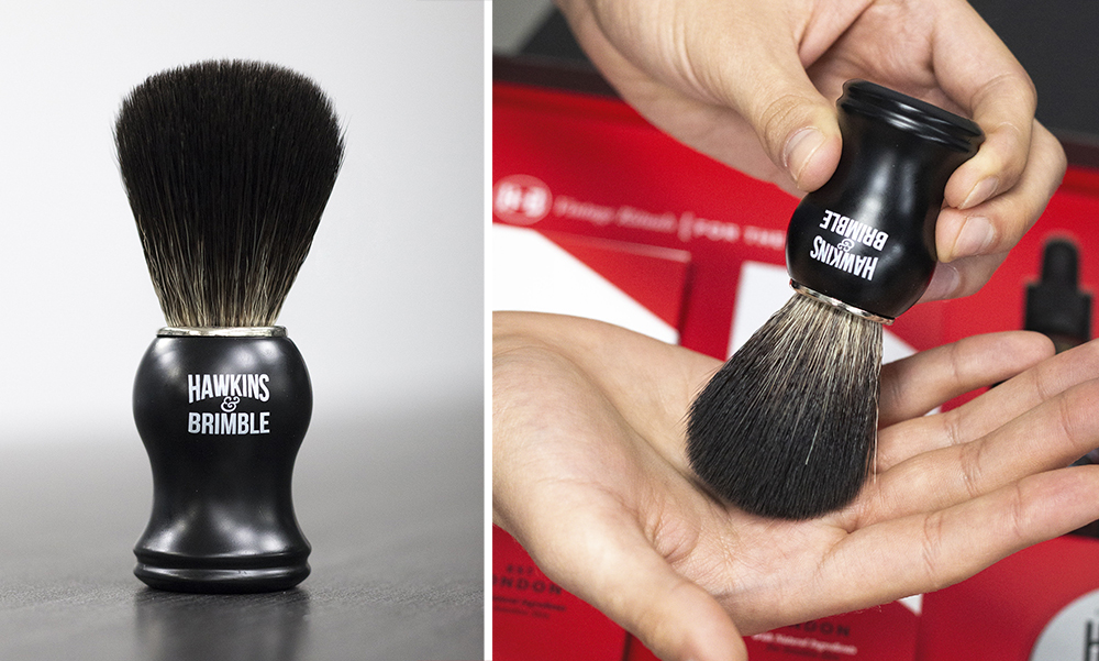 Помазок для бритья Hawkins & Brimble Shaving Brush