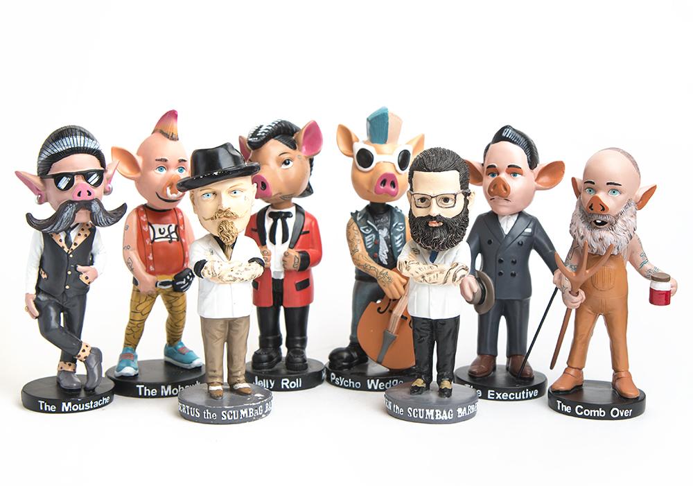 Коллекционные статуэтки Reuzel