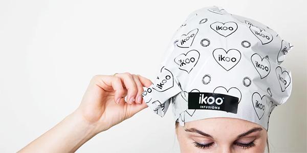 Маска-обертывание для волос ikoo