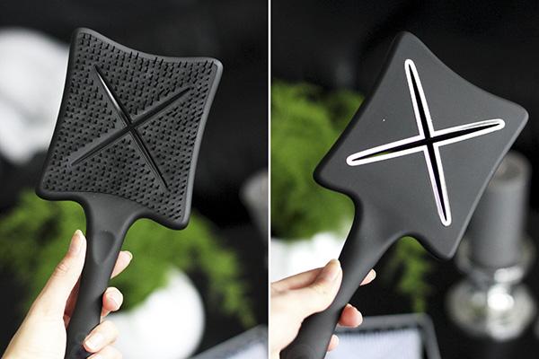 Расческа для сушки феном ikoo paddle X